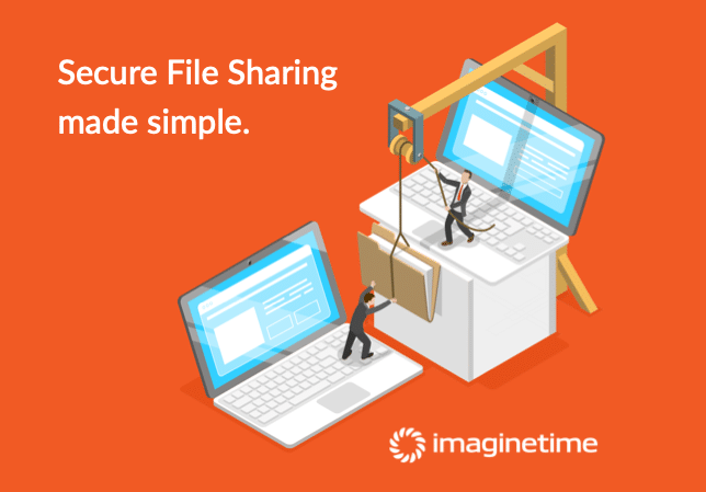 Secure File Sharing made simple